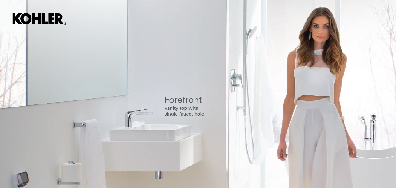 Forefront Vanity top