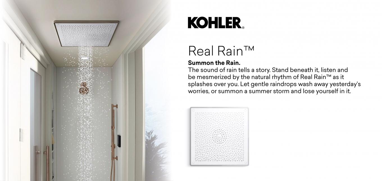 Kohler Real Rain